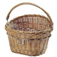 [해외]KLICKFIX Weiden Basket Brown