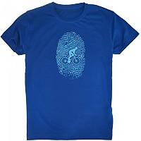 [해외]KRUSKIS Biker Fingerprint Royal Blue