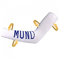 [해외]MUND SOCKS Arm Warmer White