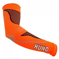 [해외]MUND SOCKS DTA Arm Warmer Orange