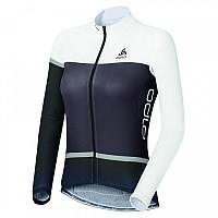 [해외]오들로 Telegraph Bike Jersey Odlo Graphite Grey / Black