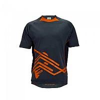 [해외]POLARIS BIKEWEAR Awol Trail Short Sleeve Charcoal / Orange