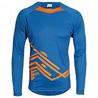 [해외]POLARIS BIKEWEAR Mia Long Sleeve Jersey Blue / Orange