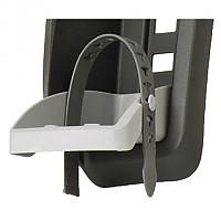 [해외]Polisport Feed Support With Belt Pair Grey / For Guppy Mini
