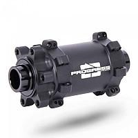 [해외]PROGRESS Nitro MTB Front 15x100 Straight Pull 28 Black