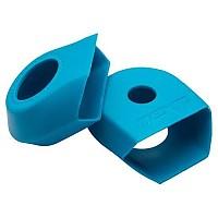[해외]RACE FACE Medium Crank Boot 2 Units Turquoise