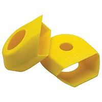 [해외]RACE FACE Medium Crank Boot 2 Units Yellow