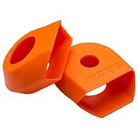 [해외]RACE FACE Medium Crank Boot 2 Units Orange