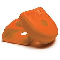 [해외]RACE FACE Small Crank Boot 2 Units Orange