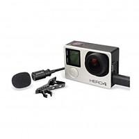 [해외]RE-FUEL Professional Lavalier Microphone Black