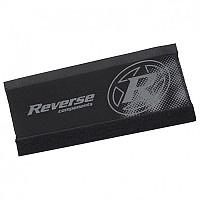 [해외]REVERSE COMPONENTS Chainstay Cover Neopren Black / Grey
