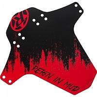 [해외]REVERSE COMPONENTS Mudfender Reign in Mud Red / Black