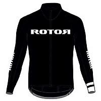 [해외]ROTOR Jersey L/S Black / White