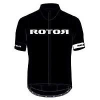[해외]ROTOR Jersey S/S Black / White