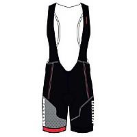 [해외]ROTOR Bib Shorts Black / Grey