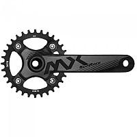 [해외]SUNRACE FCM 10/11/12-Speed Crankset Black