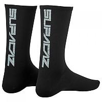 [해외]SUPACAZ Socks Black / Silver