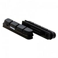 [해외]SWISSSTOP Kit 4 Rim Pad Race Pro Black / Aluminum
