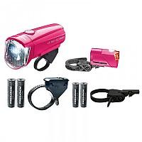 [해외]TRELOCK LS 350 I-Go/LS 710 Pink