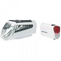[해외]TRELOCK LS 560 I-Go/LS 720 Set White