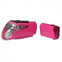 [해외]TRELOCK LS 460 I-Go Sport/LS 720 Set Pink