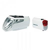 [해외]TRELOCK LS 460 I-Go Sport/LS 720 Set White