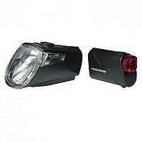[해외]TRELOCK LS 360 I-Go Sport/LS 720 Set Black