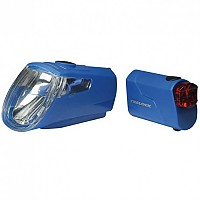 [해외]TRELOCK LS 360 I-Go Sport/LS 720 Set Blue