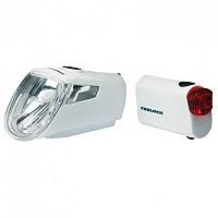[해외]TRELOCK LS 360 I-Go Sport/LS 720 Set White