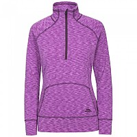 [해외]TRESPASS Moxie Female Active Top Tp50 Purple Orchid Marl