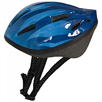 [해외]TRESPASS Cranky Kids Cycle Safety Helmet Dark Blue