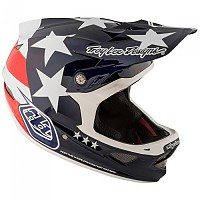 [해외]TROY LEE DESIGNS D3 Carbon MIPS Freedom Blue