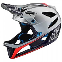 [해외]TROY LEE DESIGNS Stage Race Mips Silver / Navy