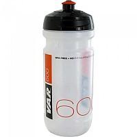 [해외]VAR Bottle 600ml Transparent / Red