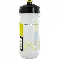 [해외]VAR Bottle 600ml Transparent / Green