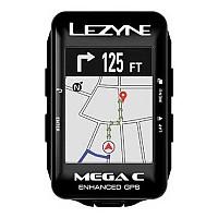 [해외]LEZYNE Mega Color GPS Black