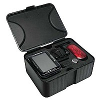 [해외]LEZYNE Mega XL GPS HRSC Loaded Black