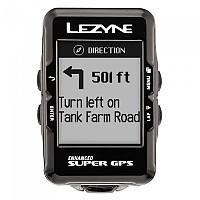 [해외]LEZYNE Super With Pulsometer Strap And Cadence Sensor