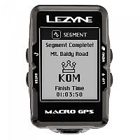 [해외]LEZYNE Macro With Pulsometer Strap And Cadence Sensor