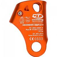 [해외]CLIMBING TECHNOLOGY Ascender Simple + Orange