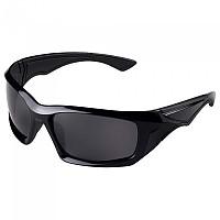 [해외]GILL Race Speed Sunglasses Translucent Black / Smoke