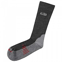 [해외]GILL Midweight Sailing Socks Grey