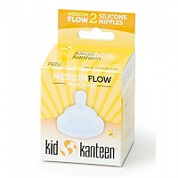 [해외]KLEAN KANTEEN Kid Kanteen Baby Nipples Medium Flow