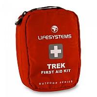 [해외]LIFESYSTEMS Trek First Aid Kit Red