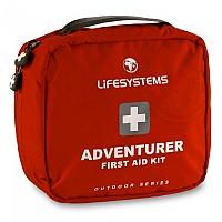 [해외]LIFESYSTEMS Adventurer First Aid Kit Red
