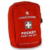 [해외]LIFESYSTEMS Pocket First Aid Kit Red