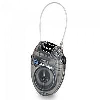 [해외]LIFEVENTURE Mini Cable Lock Grey