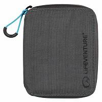 [해외]LIFEVENTURE RFID Bi Fold Wallet Black