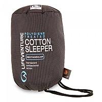 [해외]LIFEVENTURE Axp Cotton Sleeper Rectangular Charcoal