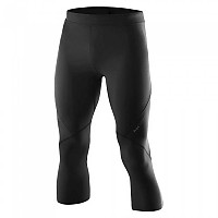 [해외]로플러 Running 3/4 Tights Hotbond RF Black